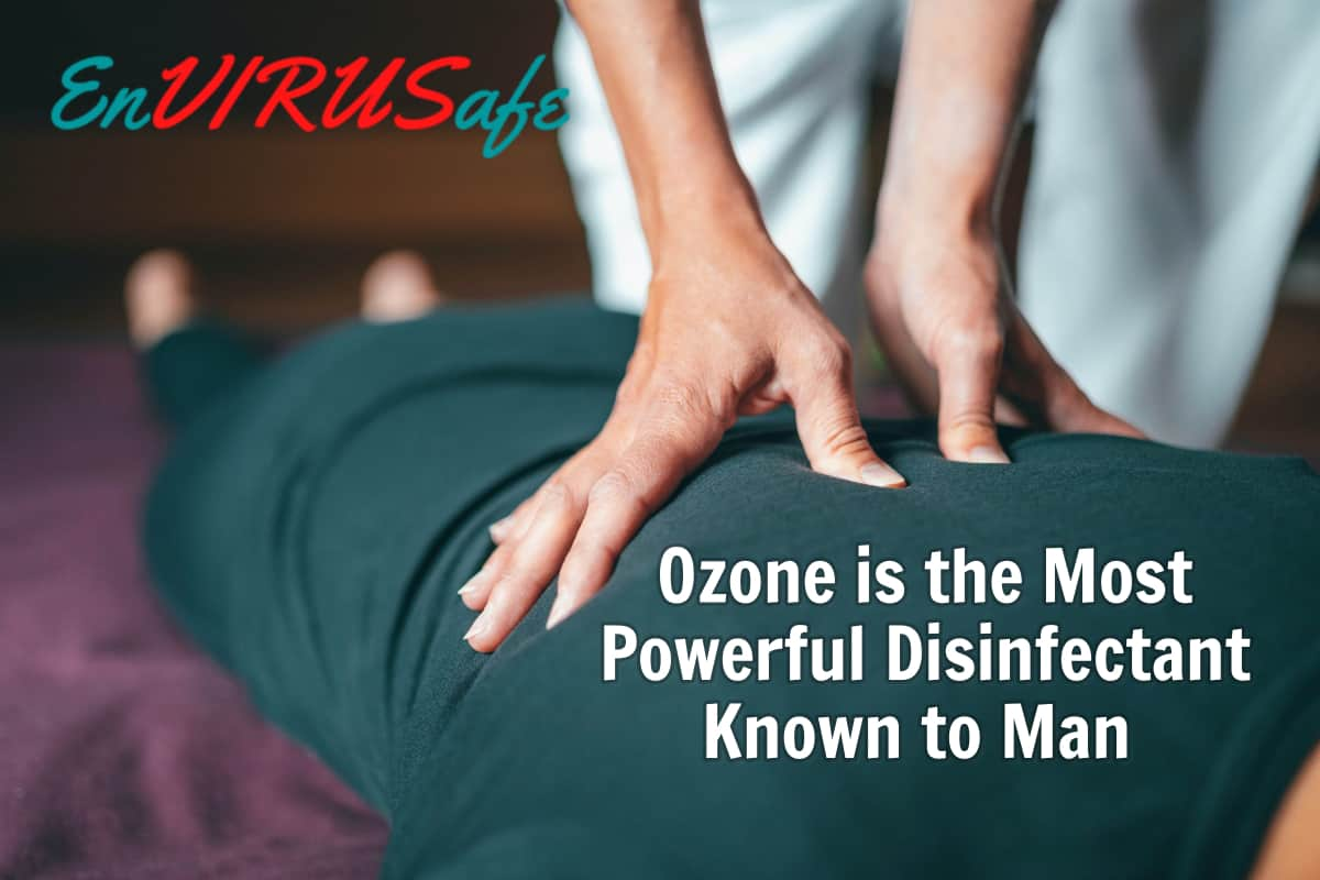 ozone sports therapy